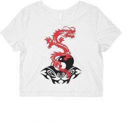 Dragon 40 yin yang