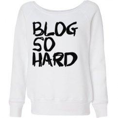 Blog So Hard