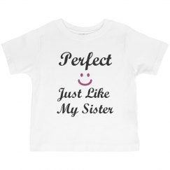 Perfect like sister