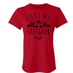Firefighter Wife Love