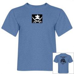 Toddler Autism Pirate Tee