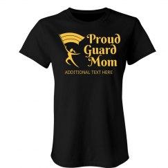 A Proud Guard Mom
