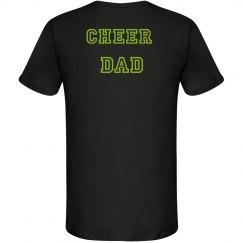 V-neck Cheer Dad