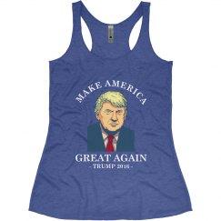America Great Trump 2016