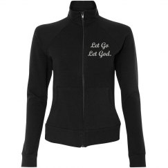 Let Go Let God Jacket