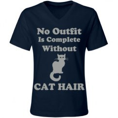 No Outfit is Complete Without Cat Hair
