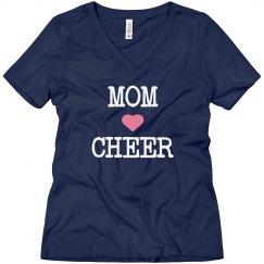 Mom loves cheer