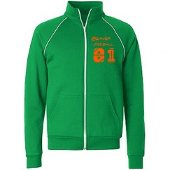 Custom # Jacket