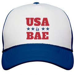 USA Is BAE Snap Back