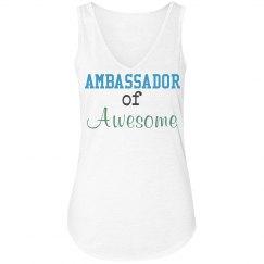 Ambassador of Awesome - Female
