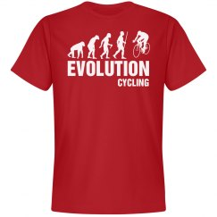 Evolution cycling shirt