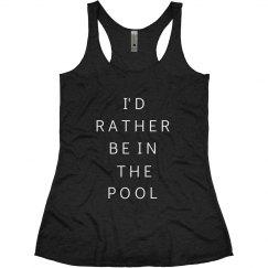 Trendy Swimming Fan