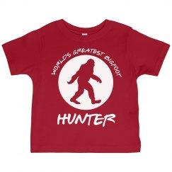 Big Foot Hunter