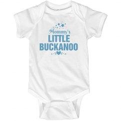 Mommy's little Buckanoo