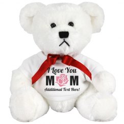 Custom I Love You Mom Gifts