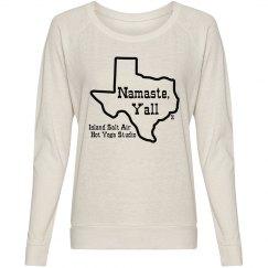 Namaste Yall Long Sleeve2