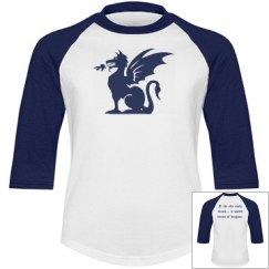 Dragon Dream Magic Youth Boy Shirt