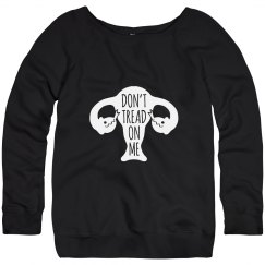 Don't Tread On Our Rights Sweater