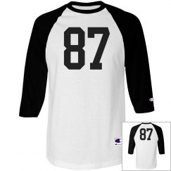 Sports number 87