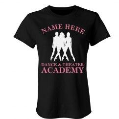 Custom Dance Academy Tee