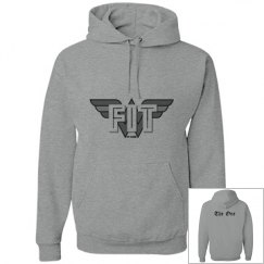 ZCCZ Gray Hoodie