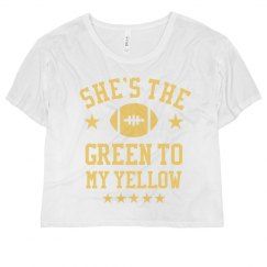 Green To My Yellow