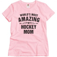 Amazing Hockey Mom