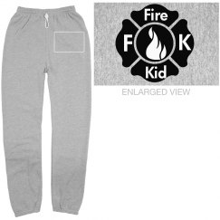 Fire kid