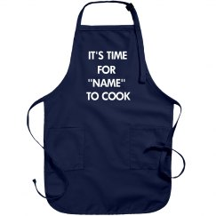 Time to cook