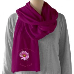 Blooming Scarf