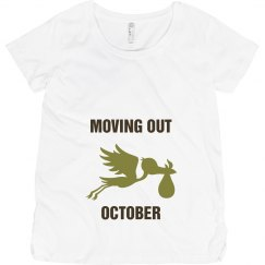 Moving out october