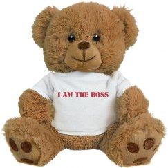 The Bear is the Boss