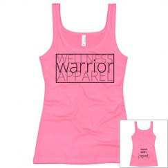Wellness Warrior Apparel Squat