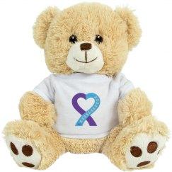 Medium Plush Teddy
