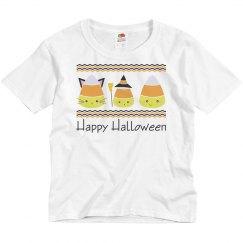 Halloween Candy Trio