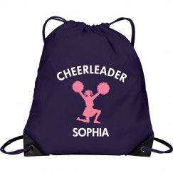 Cheerleader Sophia bag