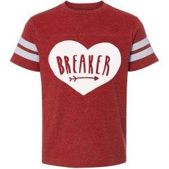 Breaking Hearts Youth Tee