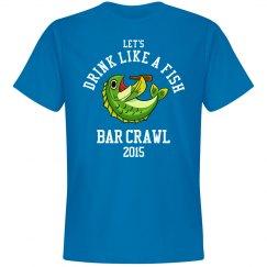 Fish At The Bar Crawl