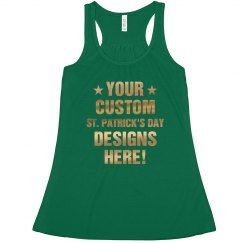 Custom St. Patrick's Day Shirts