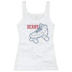 Women's Roller Derby Tshirt