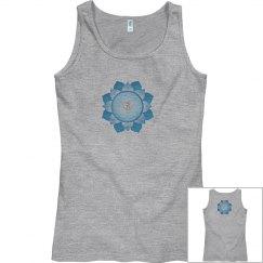 yoga meditation tank top