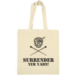 Surrender Yer Yarn