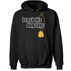 Rock His Tags Hoodie
