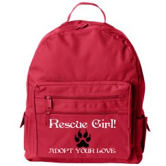 Rescue Girl Backpack
