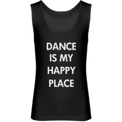 Dance is my happy place