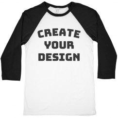 Create a Custom Raglan Crop