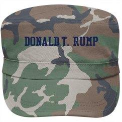T. Rump, Cap