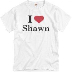 I love shawn