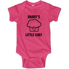 Daddy's Little Chef