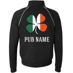 Simple Custom Irish Pub Apparel